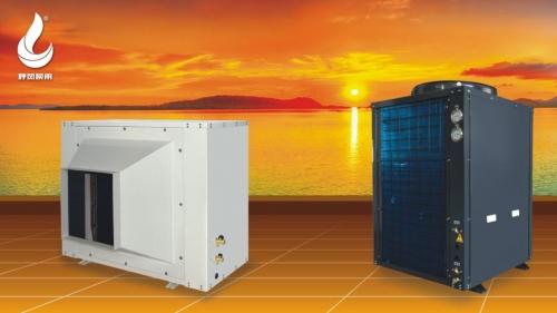 商用版空气能热水器